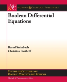Boolean Differential Equations, Paperback / softback Book