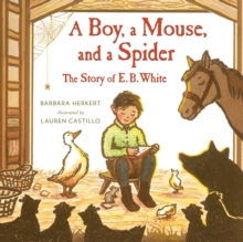 A Boy, a Mouse, and a Spider, Hardback Book
