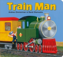 Train Man, Board book Book