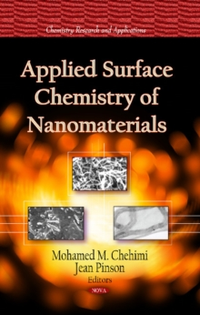 Applied Surface Chemistry of Nanomaterials, Hardback Book