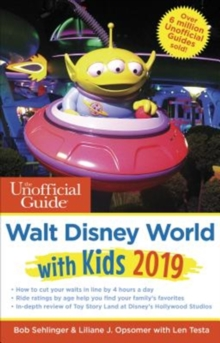 Unofficial Guide to Walt Disney World with Kids 2019, Paperback / softback Book