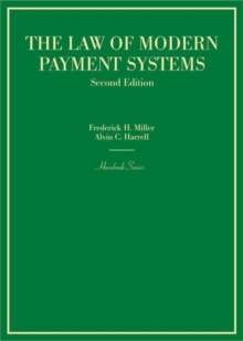 The Law of Modern Payment Systems, Hardback Book