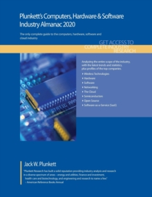 Plunkett's Computers, Hardware & Software Industry Almanac 2020, Paperback / softback Book