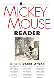 A Mickey Mouse Reader, Hardback Book