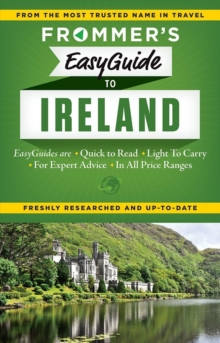 Frommer's EasyGuide to Ireland 2015, Paperback Book