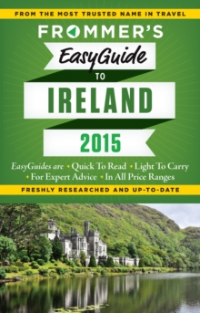 Frommer's EasyGuide to Ireland 2015, EPUB eBook
