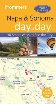 Frommer's Napa and Sonoma day by day, Paperback Book