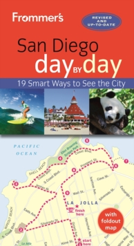 Frommer's San Diego day by day, Paperback / softback Book
