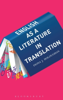English as a Literature in Translation, Hardback Book