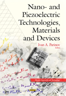 Nano- & Piezoelectric Technologies, Materials & Devices, Hardback Book