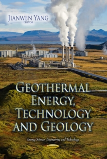 Geothermal Energy, Technology & Geology, Paperback / softback Book