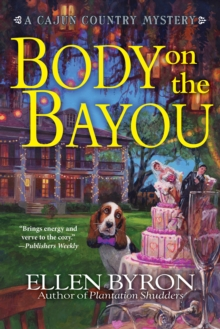 Body on the Bayou : A Cajun Country Mystery, Hardback Book