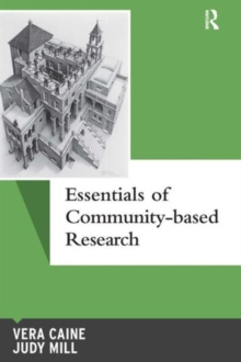 Essentials of Community-based Research, Paperback / softback Book