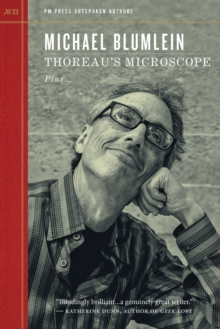 Thoreau's Microscope, Paperback Book