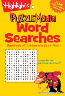 Word Searches, Paperback / softback Book