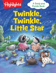 Twinkle, Twinkle Little Star, Paperback / softback Book
