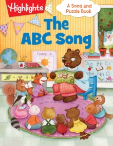 The ABC Song, Paperback Book