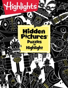 Puzzles to Highlight, Paperback Book