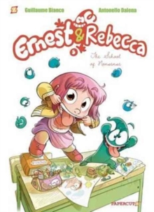 Ernest and Rebecca #5: The School of Nonsense, Hardback Book
