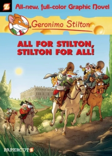 Geronimo Stilton 15 : All For Stilton, Stilton For All!, Hardback Book