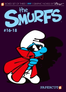 Smurfs Graphic Novels Boxed Set: Vol. #16-18, The, Paperback / softback Book