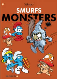 Smurfs Monsters, The, Paperback / softback Book