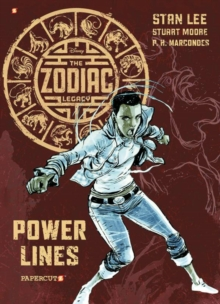 ZODIAC LEGACY GN VOL 02 POWER LINES, Hardback Book