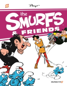 The Smurfs & Friends #2, Hardback Book
