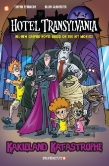 Hotel Transylvania Graphic Novel Vol. 1 : Checking In, Paperback Book