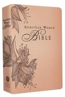 Spiritled Woman Bible-Mev, Leather / fine binding Book