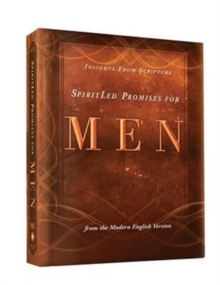 Spiritled Promises for Men : Insights from Scripture from the Modern English Version, Hardback Book