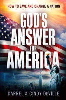 GODS ANSWER FOR AMERICA, Paperback Book