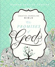 The Promises of God Creative Journaling Bible, Hardback Book