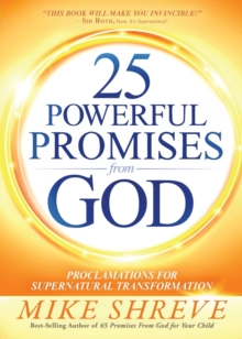 25 POWERFUL PROMISES FROM GOD, Paperback Book