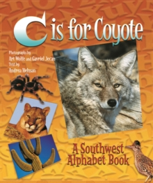 C is for Coyote : A Southwest Alphabet Book, Board book Book
