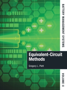 Battery Management Systems : Equivalent-Circuit Methods Volume II, Hardback Book