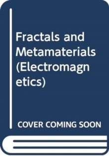 FRACTALS AND METAMATERIALS, Hardback Book