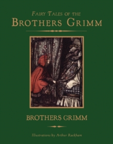 Fairy Tales of the Brothers Grimm, Hardback Book