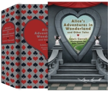 Alice's Adventures in Wonderland and Other Tales, Hardback Book