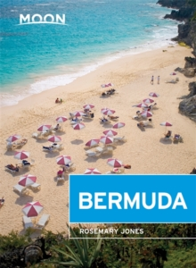 Moon Bermuda (Fourth Edition), Paperback Book