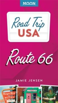 Road Trip USA Route 66, Paperback Book