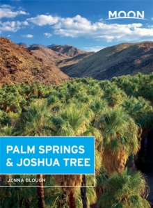 Moon Palm Springs & Joshua Tree, Paperback / softback Book