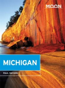 Moon Michigan, 6th Edition, Paperback / softback Book