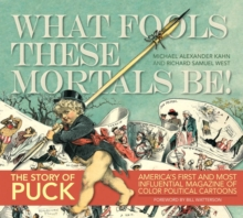 Puck What Fools These Mortals Be, Hardback Book