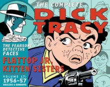 Complete Chester Gould's Dick Tracy Volume 17, Hardback Book