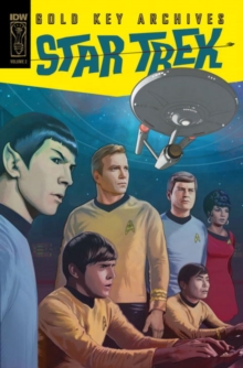 Star Trek Gold Key Archives Volume 2, Hardback Book