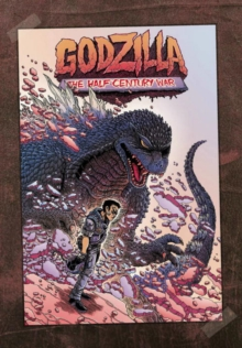 Godzilla: The Half Century War, Hardback Book