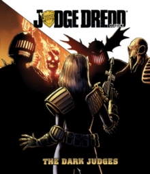 Judge Dredd Classics : The Dark Judges, Hardback Book