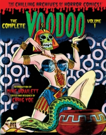 The Complete Voodoo Volume 1, Hardback Book
