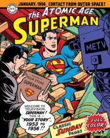 Superman The Atomic Age Sundays Volume 2 (1953-1956), Hardback Book